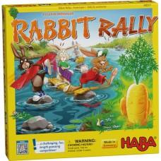 Rabbit Rally Game Age 4+