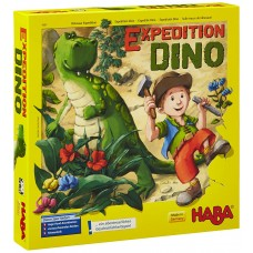 Dinosaur Expedition Game Age 4+