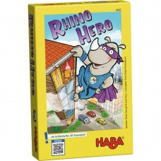 Rhino Hero Game Age 5+