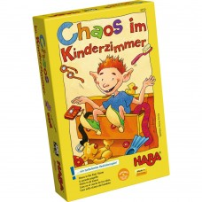 Chaos In The Kid's Room Game Age 4+