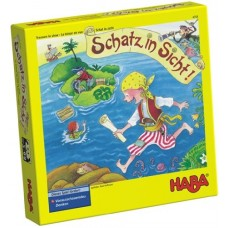 Haba Ahoy Treasures! Game Age 5+