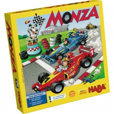 Haba Monza Strategy Game Age 5+