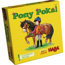 Haba Pony Trophy Mini Game Age 3+