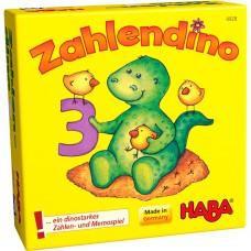 Haba Number Dinosaur Mini Game Age 3+