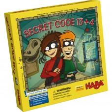 Secret Code 13+4 Maths Game Age 6+