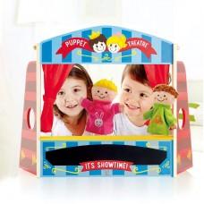 Hape Puppet Playhouse