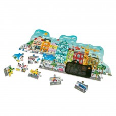 Hape Animated City Puzzle