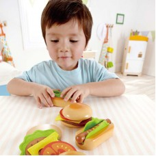 Hape Hamburgers & Hot Dogs