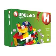 Hubelino Marble Run Basic Building Box 123 Pcs