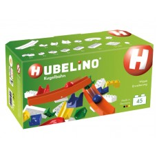 Hubelino Marble Run 45 Pcs See-Saw Expansion Set