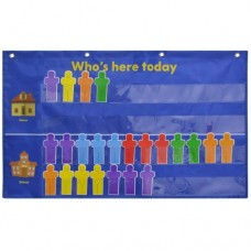 Attendance Pocket Chart (Type A)