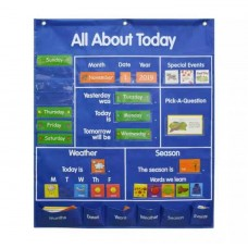 All About Today Activity Pocket Chart