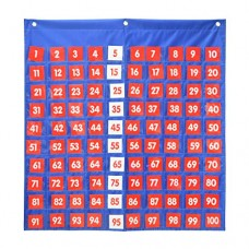 Hundred Board Pocket Chart