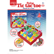 Flying Tic Tac Toe Game