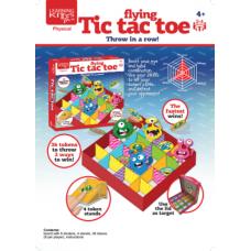 flying Tic tac toe