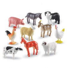 Learning Resources Farm Animal Counters (Set of 60)