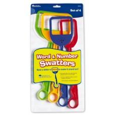 Word & Number Swatters