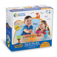 Fox In A Box - Position Word Activity Set