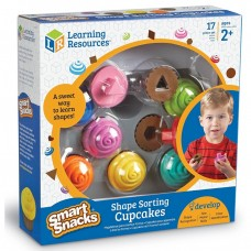 Smart Snacks Sorting Cupcakes