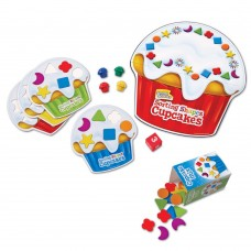 Smart Snacks Sorting Shapes Cupcakes