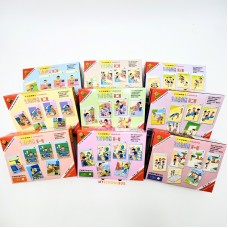 Daily Life Education Sequence Card Set (CHINESE)