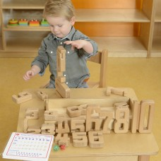 Giant Soft Numbers Learning Block Set 37 Pieces