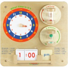 Time Learning Board Wall Element