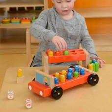 1-20 Addition & Subtraction Learning Bus