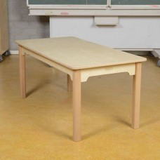 Rectangular Tabletop + ME05540 Table Legs Short H365 x L1200 x W600