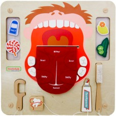 Masterkidz Oral Care Learning Board