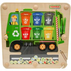 Material Sorting Recycling Truck