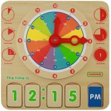 Time Teaching Board