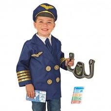Pilot Costume Age 3-6
