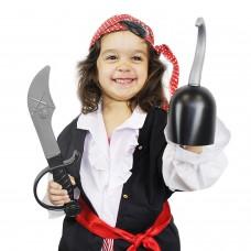 Pirate Costume Age 3-6