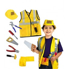 Engineer Costume Age 3-6
