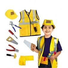 Engineer Costume Age 3-6