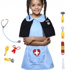Nurse Costume Age 3-6