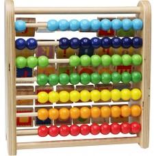 Alphabet & Bead Abacus 18mths+