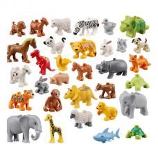 Compatible LEGO DUPLO Animals Set