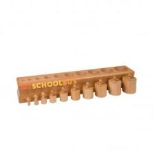 Nienhuis Montessori Cylinderblock No. 1