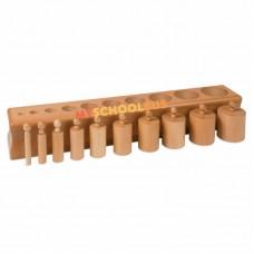 Nienhuis Montessori Cylinder Block No. 2