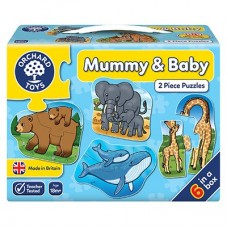 Orchard Toys Mummy and Baby Jigsaw Puzzle