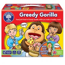 Orchard Toys Greedy Gorilla Game