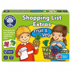 Shopping List Extras Fruit & Veg Game