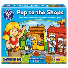 Orchard Toys Pop To The Shops International Board Game