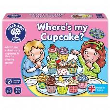 Where's My Cupcake? Game