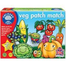 Orchard Toys Veg Patch Match Game