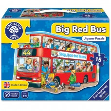 Orchard Toys Big Bus Jigsaw Puzzle