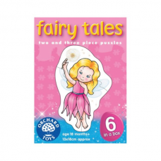 Orchard Toys Fairy Tales Jigsaw Puzzle