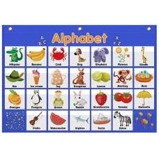 Alphabet Pocket Chart Mini